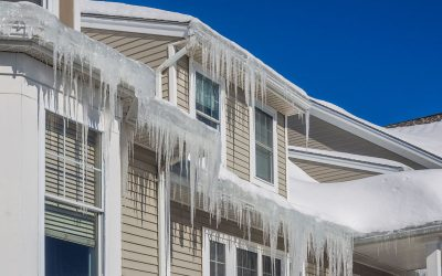 How Ice Dams Can Cause Roof Leaks